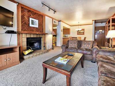 Photo for Main Street/Town Lift, Pool, Hot Tubs, Location, Comfort, Value, A/C, Fireplace