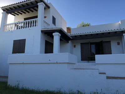 Photo for Villa with stunning sea views and being able to walk to the beach