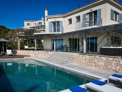 Photo for Stunning Beach Cottage with Private Pool perfect for a relaxing, romantic holiday for two