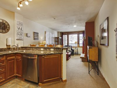 Photo for Mtn Modern Condo | Sleeps 4 | Ski In\Ski Out | Awesome Amernities