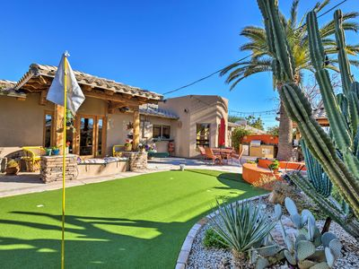 Photo for NEW! Scottsdale Home w/Private Patio+Putting Green