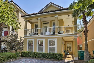Boasting 1,884 sq ft, this home is perfect for families or groups of friends.