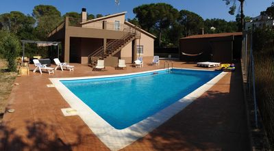 Photo for CHALET BETWEEN SEA AND MOUNTAIN COSTA BRAVA / TOSSA MAR / PLAYA DE ARO / S. FELIU / PALAMOS.