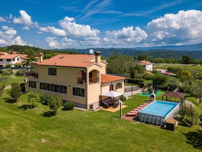 Photo for Pet friendly Casa Helena  in Central Istria with private pool for 13 people