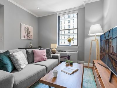 Photo for Cozy Midtown 1BR w/ Doorman near Penn Station by Blueground