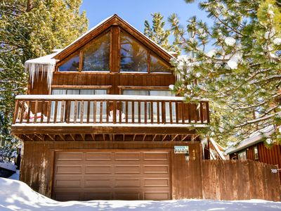 Photo for Cozy Bear Cabin- ** New Listing Promo**  3 bed 2 bath home w/ Spa & BBQ