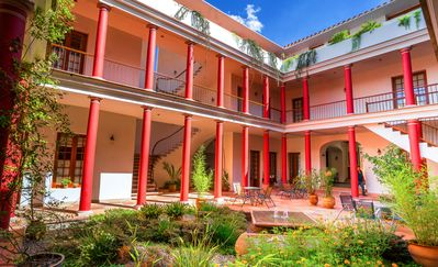Photo for An oasis in Sucre, one of the best preserved colonial cities of Latin America
