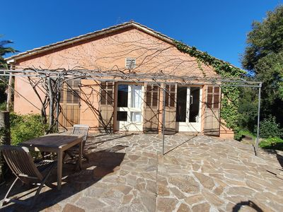 Photo for Secluded Holiday Home in  La Croix Valmer near Seabeac