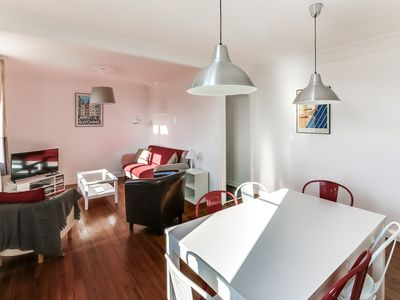 Photo for Apartment - Ciboure / St Jean - Hill Bordagain - Renovated in July 16