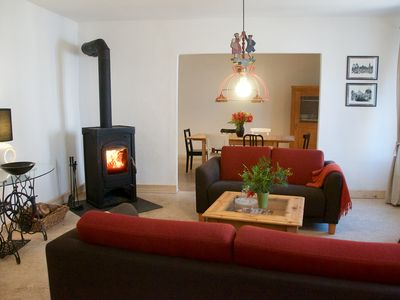 Photo for Charming, spacious old apartment in the heart of the market Diessen