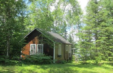 Photo for Turtle Point Outpost - Cabin Get Away on a Private Lake - Box Turtle Cabin
