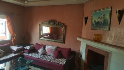 Photo for 2BR Apartment Vacation Rental in Marrakech, Marrakech-Tensift-Al Haouz