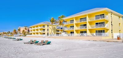 Photo for Relax On The Beach. Quiet Resort Style Property w/ Heated Pool & Free Parking