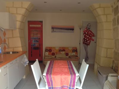 Photo for 1BR Apartment Vacation Rental in Campagnan, Occitanie