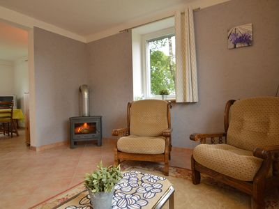 Photo for Holiday Home in Elsenborn with Garden, Heating, Barbecue