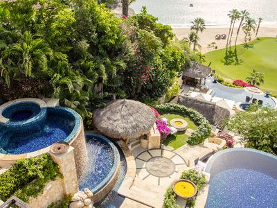 Photo for Brisas del Mar · Luxury, 6BR Beachfront | Palmilla | One&Only Golf Course