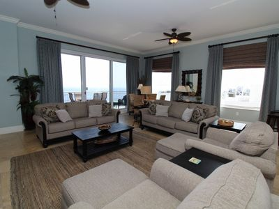 Photo for Indigo West 2103 - Beach Front Penthouse with Luxurious Interior!