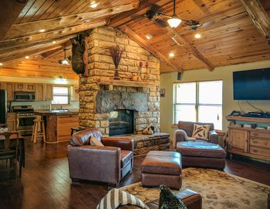 Photo for Hell Creek Lodge and Event Barn ~ Sleeps 26