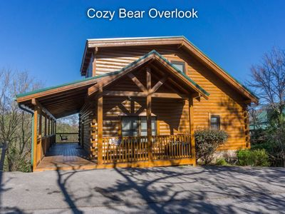 Photo for BOOK COZY BEAR OVERLOOK  TODAY FOR SUMMER-----GREAT RATES & LOCATION