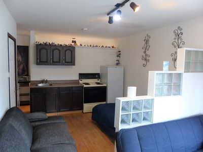 Photo for Comfy Loft * Private entry * Parking * Near stores