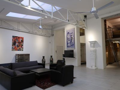 Photo for AMAZING LOFT 277 SQM WITH 4 BEDROOMS IN THE CENTER OF CANNES