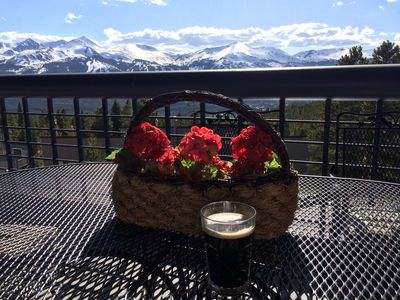 Make way for a mountain escape in this cozy 3-bedroom Breck vacation rental!