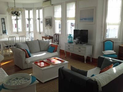 Photo for furnished apartment of 120m2 in villa, town center in Saint-Jean-de-Luz