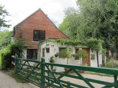Photo for 18th Century Cottage with views and walks