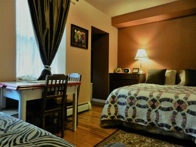 Photo for 1BR Guest House/pension Vacation Rental in New York, New York