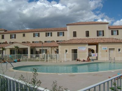 Photo for Narbonne beach duplex at 300m from the beach (between Clape and Mediterranean)