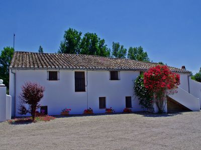 Photo for NEW LISTING: now open for 2018 bookings. Huge pool near Ronda
