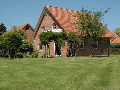 Photo for Holiday house for up to 11 persons in Sande in Friesland on the North Sea