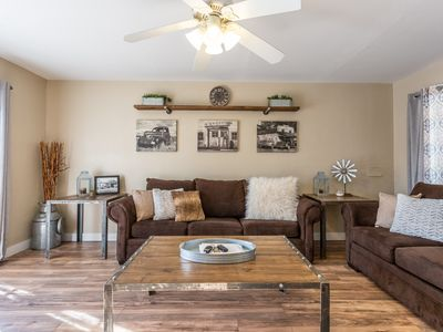 Photo for Old Town! - Sleeps 24!- Entertain Dist + Pool + Fire Pit + BBQ + Bars + Shopping