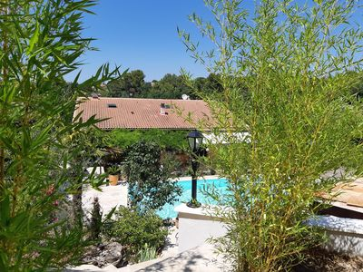 Photo for VILLA LA LICORNE **** Swimming pool, Jacuzzi, Massage, Tennis, Golf at 5km
