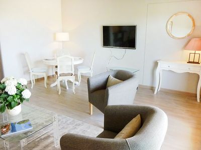 Photo for Apartment in Saint-Raphaël with Lift, Parking, Internet, Washing machine (136995)