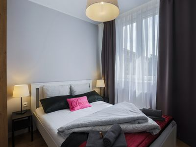 Photo for Peacefull apartment close to the Old Town and main railway station