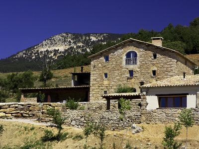 Photo for Self catering Poble Rural Puigarnau-Pubilló for 4 people