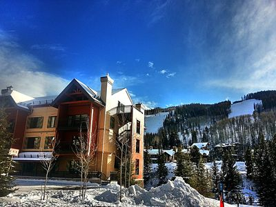 Photo for Ski-in/Ski-Out at Gondola -Free Second Bedroom- Deluxe Resort