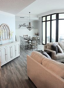 Photo for 4th Floor - Upgraded Beachy Farmhouse! Available April 6-14 & April 27-May 8