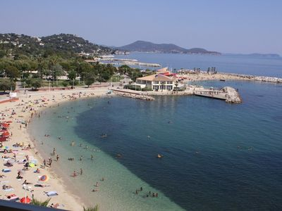 Photo for Toulon vacation rentals Apartment Mourillon beach