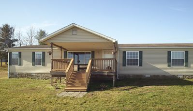 Photo for Family friendly guest home overlooking 5 acre Willow Lake