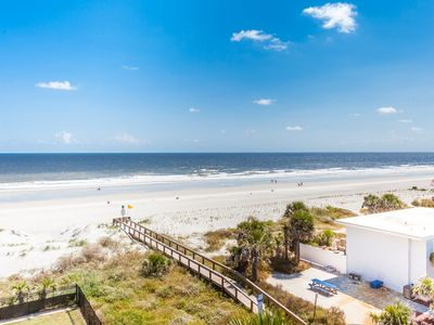 Photo for IS IT SUMMER YET?? Enjoy Panoramic Ocean Views from this 5th floor get-away