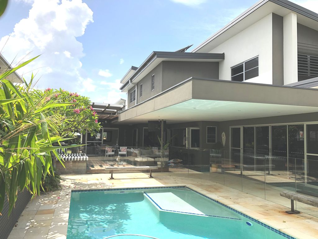 Beach house casuarina