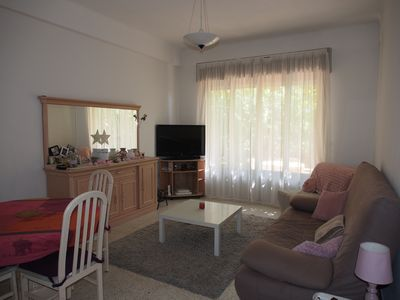 Photo for Large and pleasant studio with garden prox beaches and downtown Nice
