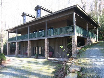 Photo for Honey Bear Haven ~ Gated Community, Pool, Mountain Retreat