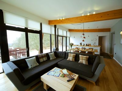Photo for Luxury, pet-friendly lodges with 3 bedrooms, 1 en-suite and 1 family bathroom in the Yorkshire Dales