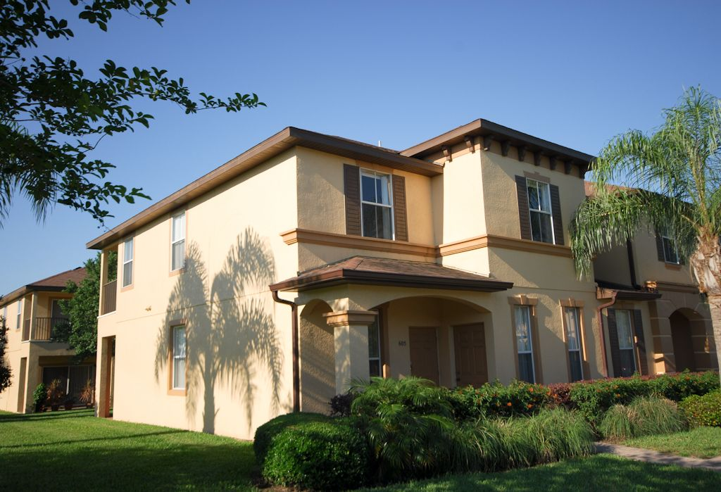 Executive town home at regal palms 4 bed 3 vrbo for 5 bedroom townhouse
