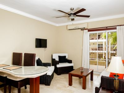 Photo for Whitesands Punta Cana 1BR Free Shuttle to the Beach