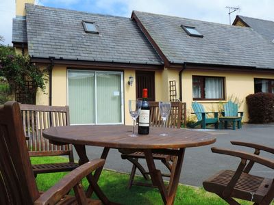 Photo for Ger y Faen - Two Bedroom House, Sleeps 4