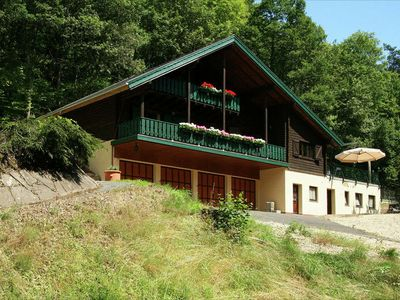 Photo for Cozy Chalet in Mürlenbach with Forest Nearby
